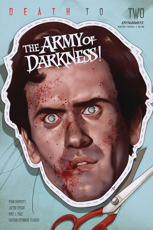 DEATH TO ARMY OF DARKNESS (2020) #2