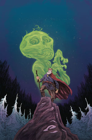 JIM HENSON STORYTELLER GHOSTS (2020) #1B