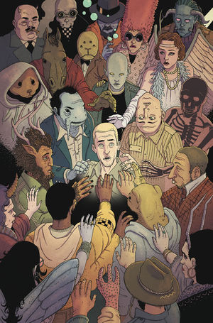 KING OF NOWHERE (2020) #1B