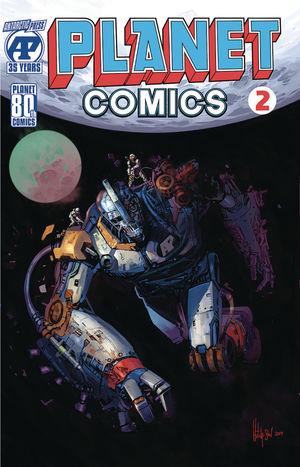 PLANET COMICS (2020) #2B