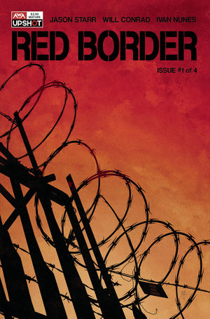 RED BORDER (2020) #1