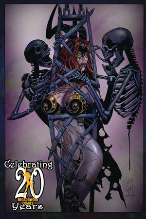 TAROT WITCH OF THE BLACK ROSE (2000) #121 PHOT