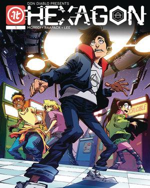 HEXAGON (2020) #1