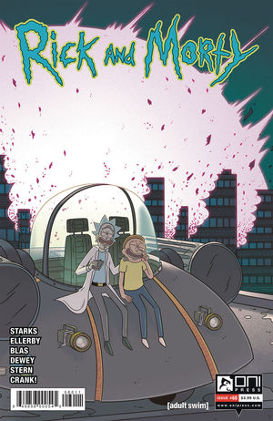 RICK AND MORTY (2015) #60