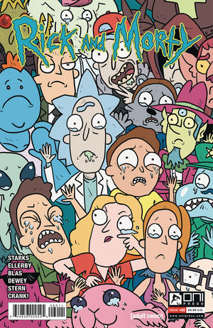 RICK AND MORTY (2015) #60B