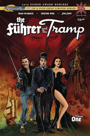 FUHRER AND THE TRAMP (2020) #1