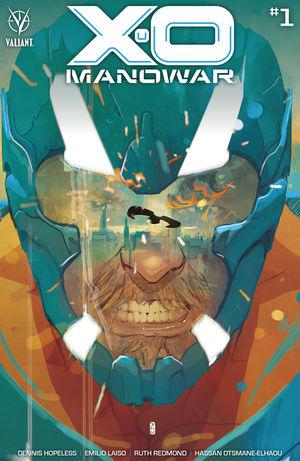 X-O MANOWAR (2020) #1