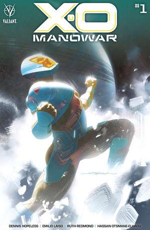 X-O MANOWAR (2020) #1B