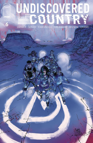 UNDISCOVERED COUNTRY (2019) #6
