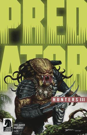 PREDATOR HUNTERS III (2020) #3B