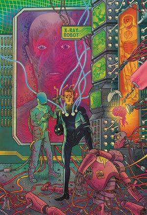 X-RAY ROBOT (2020) #2B