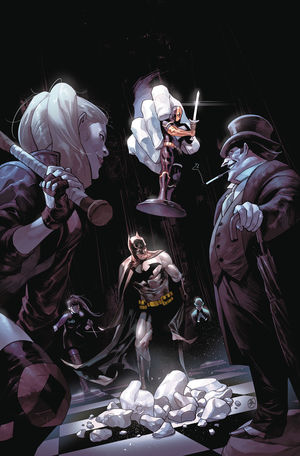 BATMAN (2016 3RD SERIES) #92