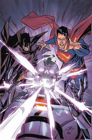 BATMAN SUPERMAN (2019) #9