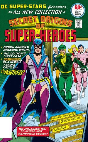 DC SUPER STARS FACSIMILE EDITION 17 (2020) #1