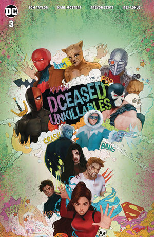 DCEASED UNKILLABLES (2020) #3C