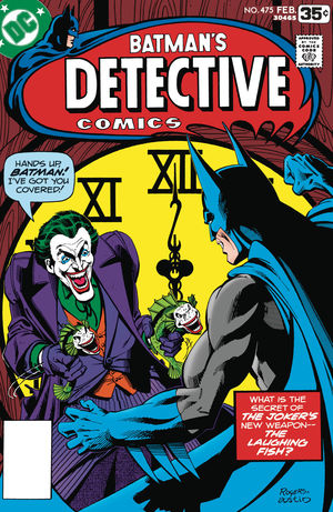 DETECTIVE COMICS FACSIMILE EDITION 475 (2020) #1