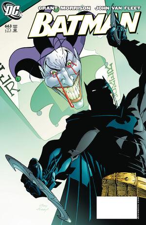DOLLAR COMICS BATMAN 663 (2020) #1