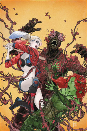 HARLEY QUINN AND POISON IVY HC (2020) #1