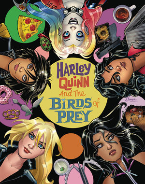 HARLEY QUINN AND THE BIRDS OF PREY (2020) #2
