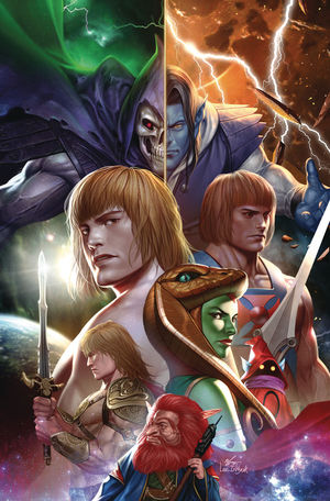 HE MAN AND THE MASTERS OF THE MULTIVERSE (2019) #6
