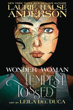 WONDER WOMAN TEMPEST TOSSED TPB (2020) #1