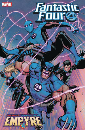 FANTASTIC FOUR (2018 6TH SERIES) #21