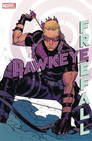 HAWKEYE FREE FALL (2019) #5