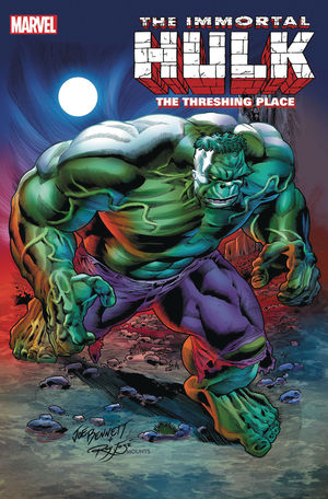 IMMORTAL HULK THRESHING PLACE (2020) #1 VAR
