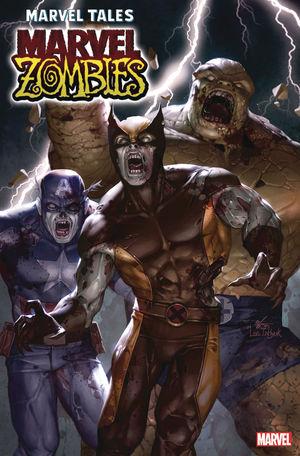 MARVELTALES ORIGINAL MARVEL ZOMBIES (2020) #1
