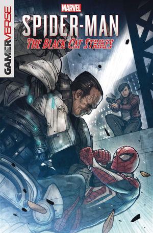 MARVELS SPIDER-MAN BLACK CAT STRIKES (2020) #4