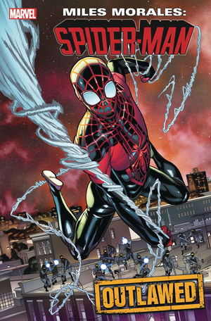 MILES MORALES SPIDER-MAN (2018) #17