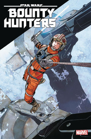 STAR WARS BOUNTY HUNTERS (2020) #3B