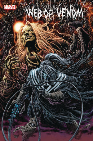 WEB OF VENOM WRAITH (2020) #1