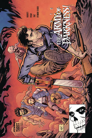 DEATH TO ARMY OF DARKNESS (2020) #3D