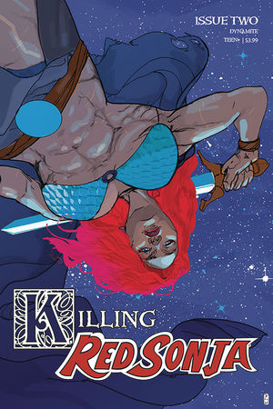 KILLING RED SONJA CVR A WARD (2020) #2