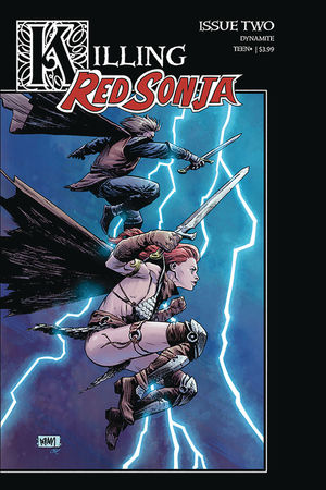 KILLING RED SONJA CVR A WARD (2020) #2B