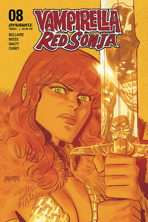 VAMPIRELLA RED SONJA (2019) #8C