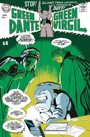 GREEN DANTE GREEN VIGIL ONE SHOT 0 (2020) #1
