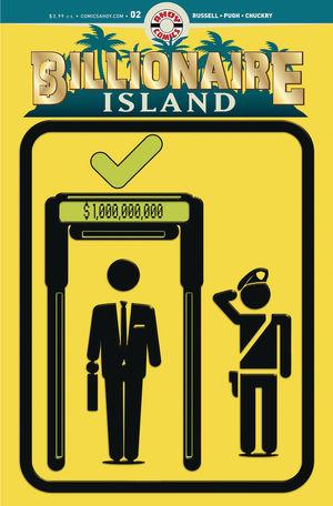 BILLIONAIRE ISLAND (2020) #2