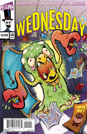 IT CAME OUT ON A WEDNESDAY (2018) #12