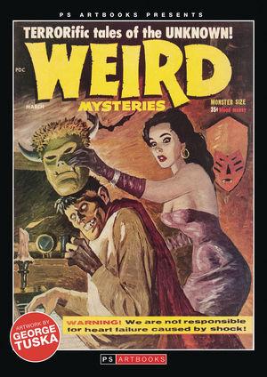 WEIRD MYSTERIES MAGAZINE (2020) #1