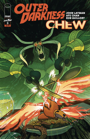 OUTER DARKNESS CHEW (2020) #3