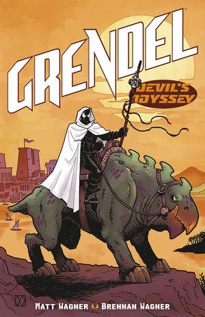 GRENDEL DEVILS ODYSSEY (2019) #6