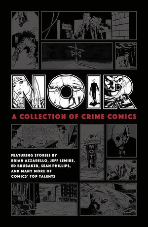 NOIR COLLECTION OF CRIME COMICS HC (2020) #1