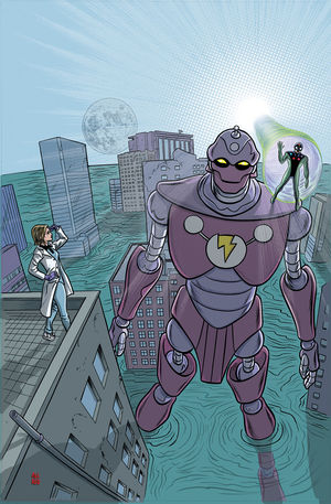 X-RAY ROBOT (2020) #3