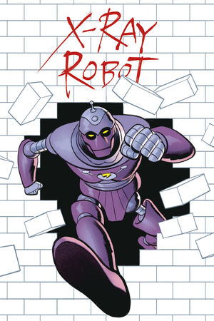 X-RAY ROBOT (2020) #3B