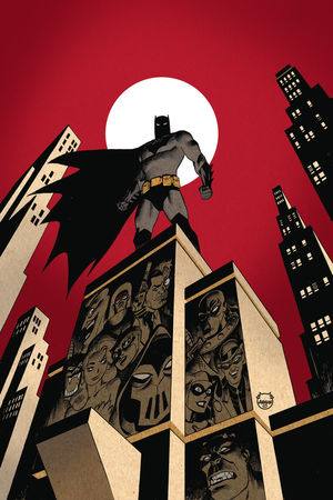 BATMAN THE ADVENTURES CONTINUE (2020) #1