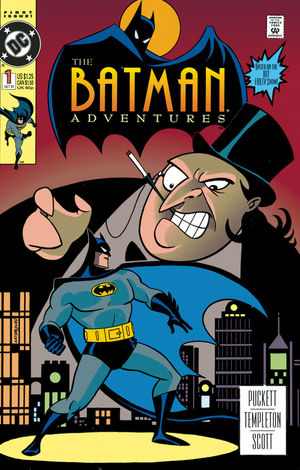 DC CLASSICS THE BATMAN ADVENTURES (2020) #1