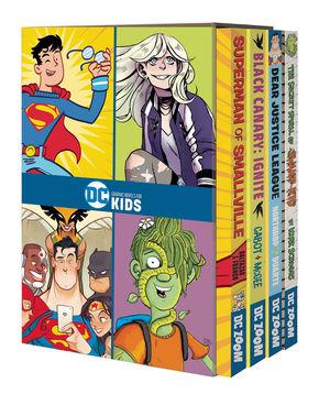 DC GRAPHIC NOVELS FOR KIDS BOX SET (2020) #1