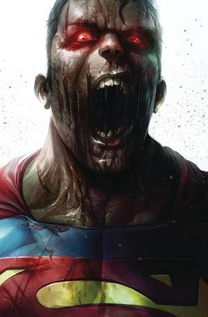 DC POSTER PORTFOLIO DCEASED TPB (2020) #1